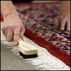 We Specialize In Cleaning And Protecting Delicate Wool Silk Persian Indian Chinese Other Oriental Carpets Based On Their Individual Weave